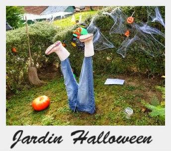 D co fait main halloween - Deco jardin fait main caen ...