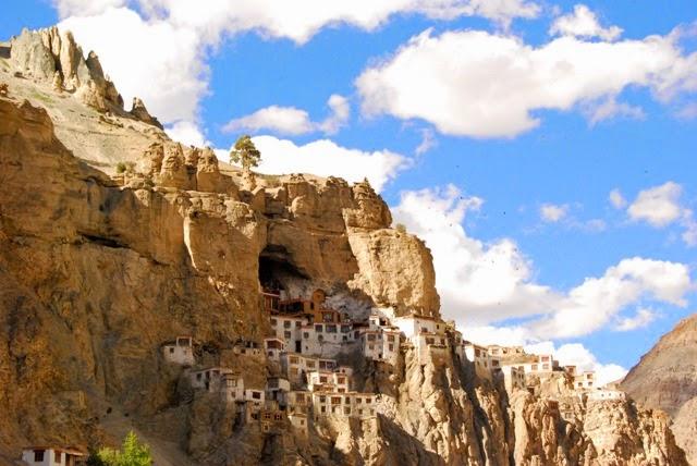 Phugtal Monastery, Ladakh, India