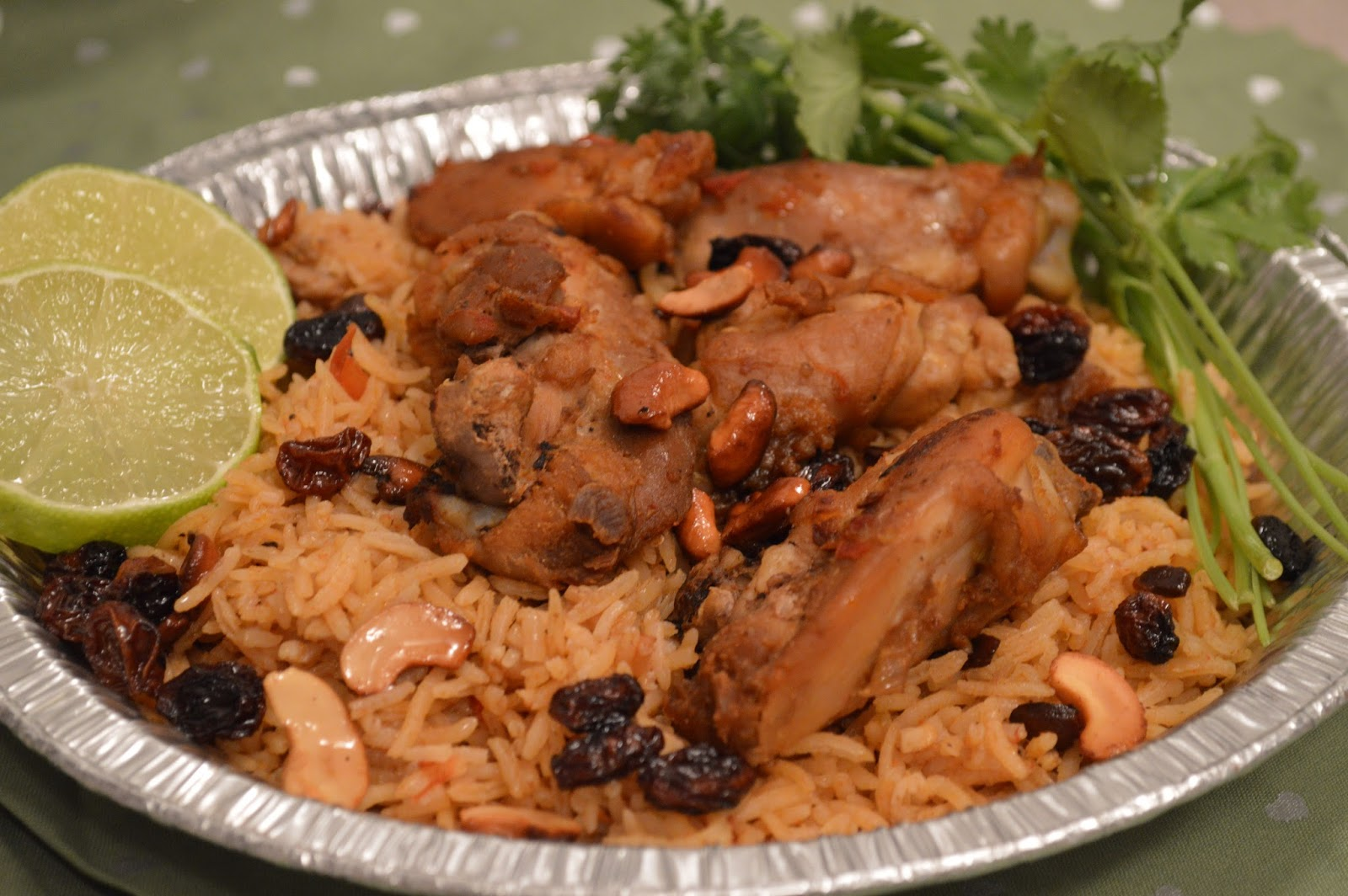 Cooking isnt rocket science chicken kabsa a traditional arabic chicken kabsa a traditional arabic chicken rice recipe step by step recipe forumfinder Gallery
