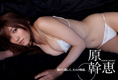 [Bomb.tv]  Mikie Hara - Gravure Channel 2012.06
