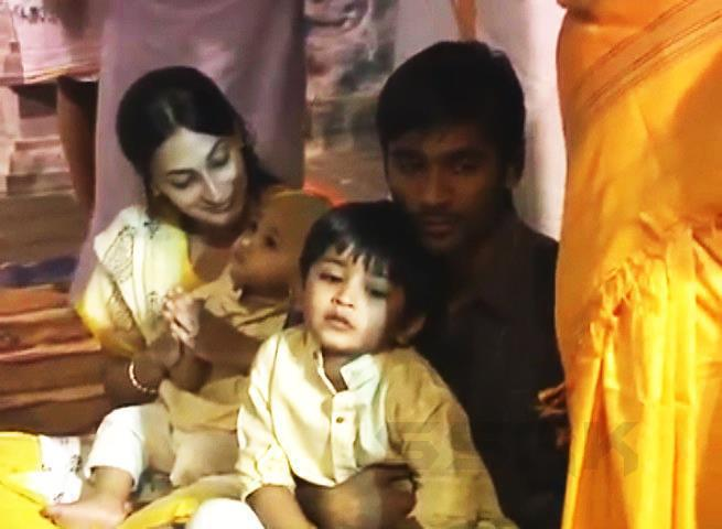 dhanush aishwarya kids photos - photo #4