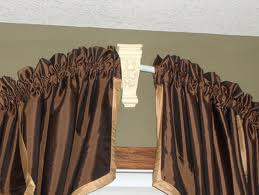 Curved Curtain Rod
