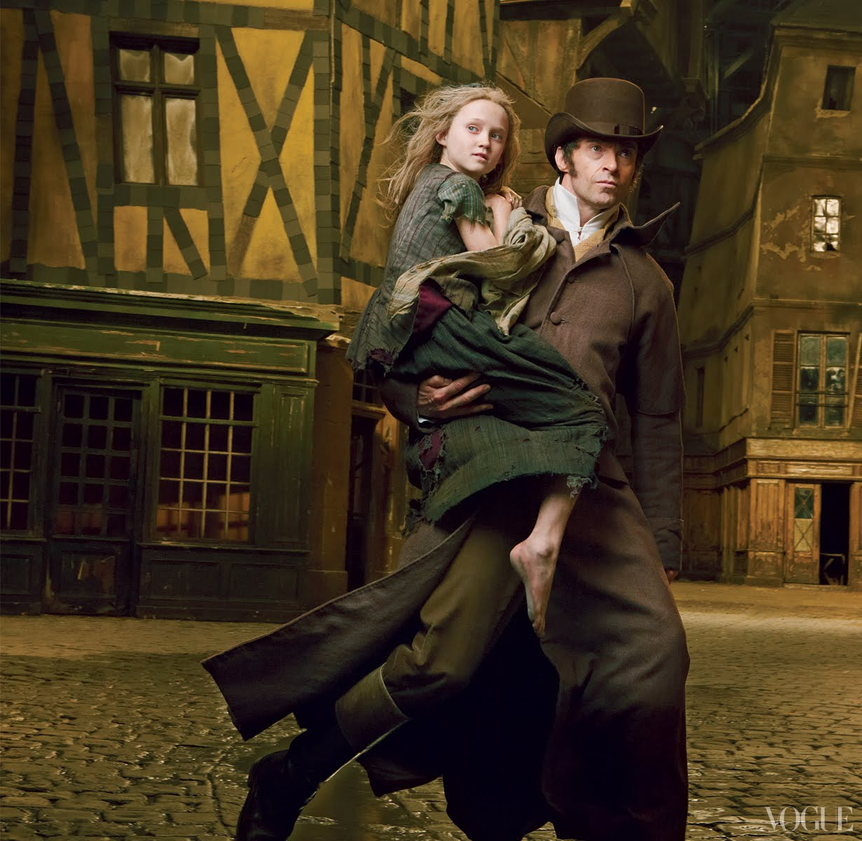 Anne Leibovitz Releases Haunting Images Of Amanda Seyfried: 8 New Les Misérables Photos Released By Vogue And A New
