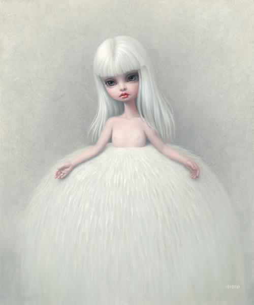 mark ryden girl