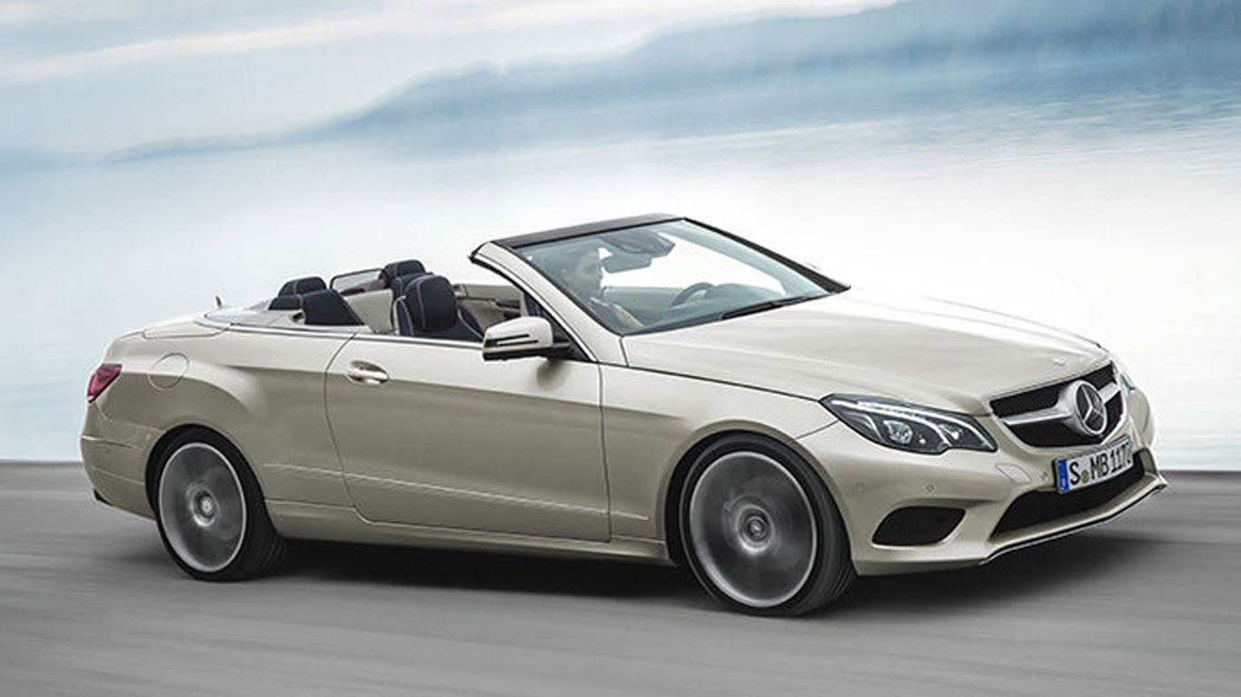 Mercedes benz e class convertible 2013 the pleasure of for Mercedes benz e350 cabriolet