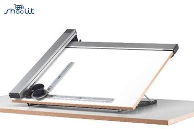 Shoblog shake the ordinary tecnigrafi tavoli e tavolette da disegno quest 39 anno i regali - Il tavolo da disegno ...