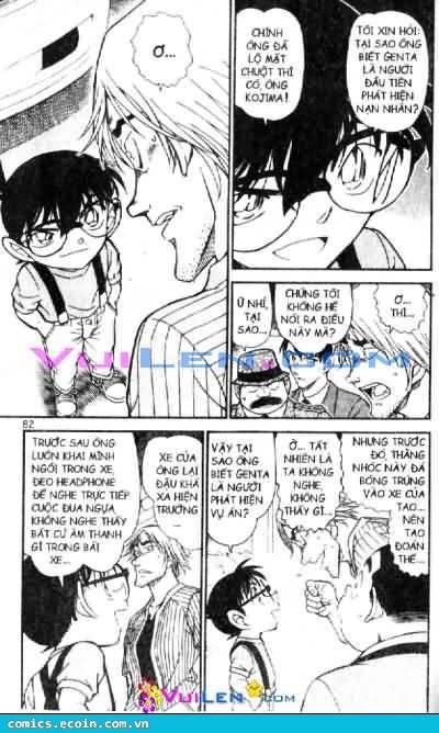 Detective Conan - Thám Tử Lừng Danh Conan chap 569 page 12 - IZTruyenTranh.com
