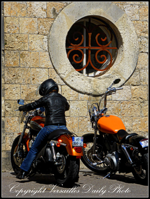 Biker Versailles