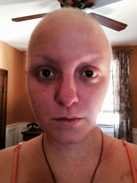 chemo, one year, anniversary, growing your hair out after chemo, growing your hair, hair growth, bald, bald is beautiful