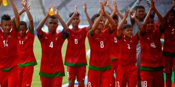 Timnas U-16 dan U-19 Akhirnya Resmi Dibubarkan