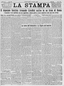 LA STAMPA 13 SETTEMBRE 1924