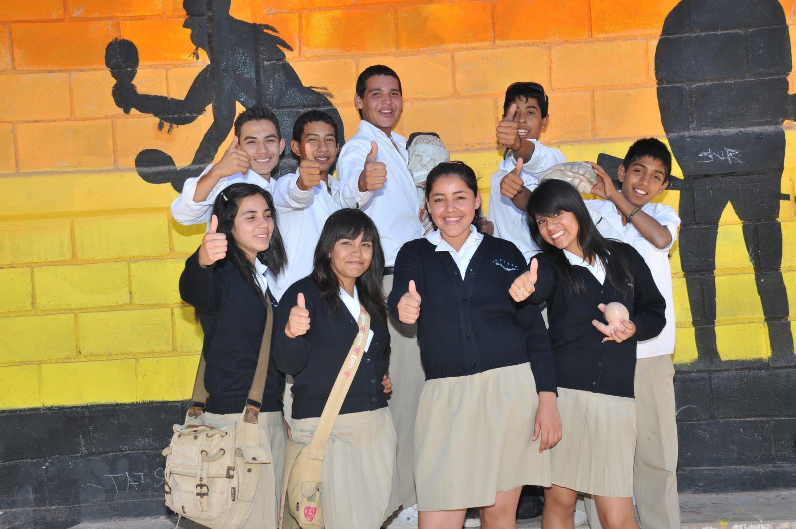 Alumnas del tercer grado grupo C presentan exitoso proyecto