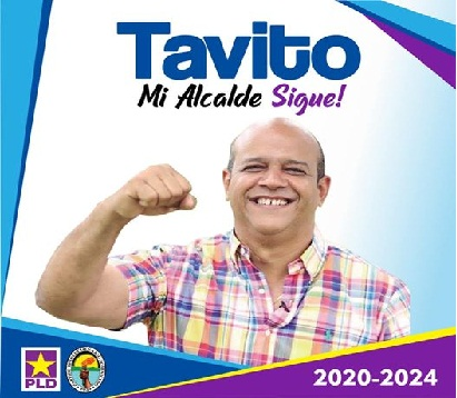 ¡Mi alcalde que sigue! #Tavito2020