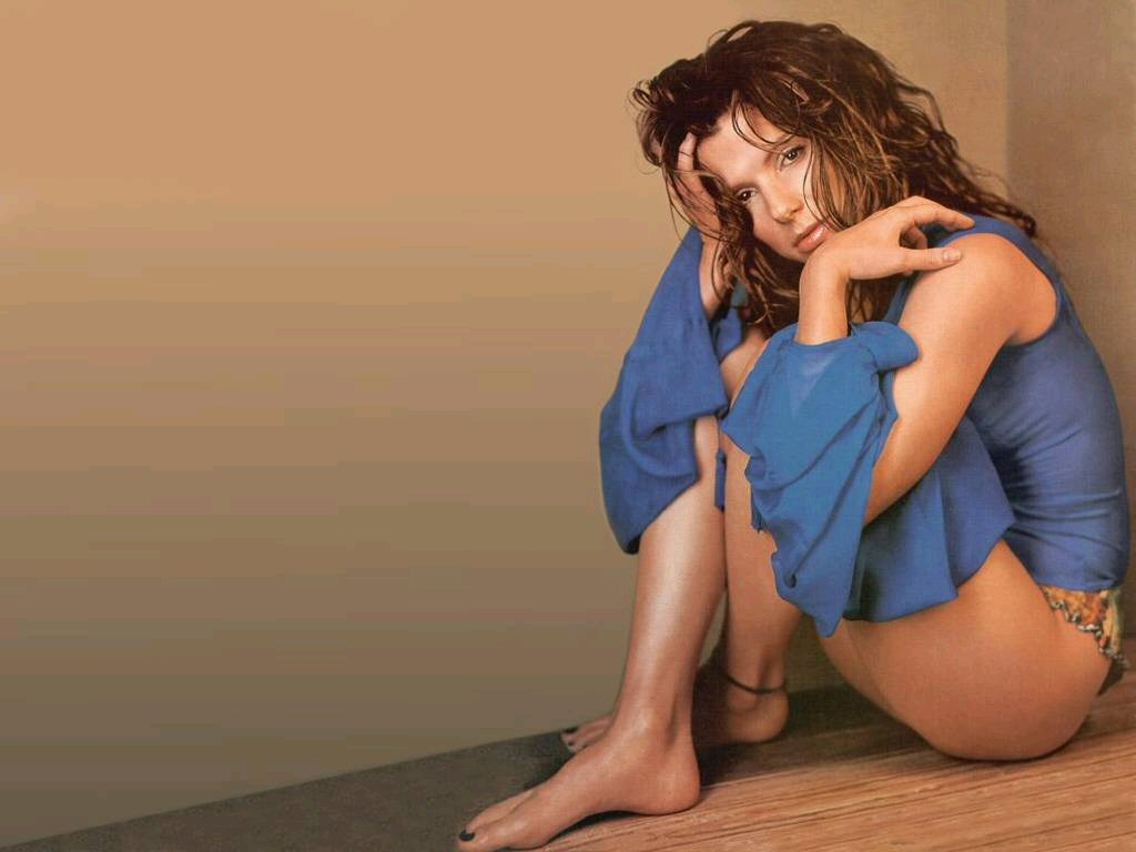 Sandra Bullock Wallpaper Topless Picture Sexy Lingerie Images And