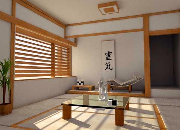 Conseils d co et relooking int rieur d coration zen japonaise for Interieur asiatique