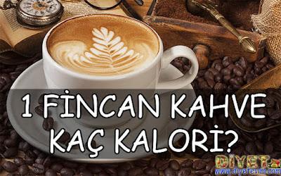 kahve kaç kalori