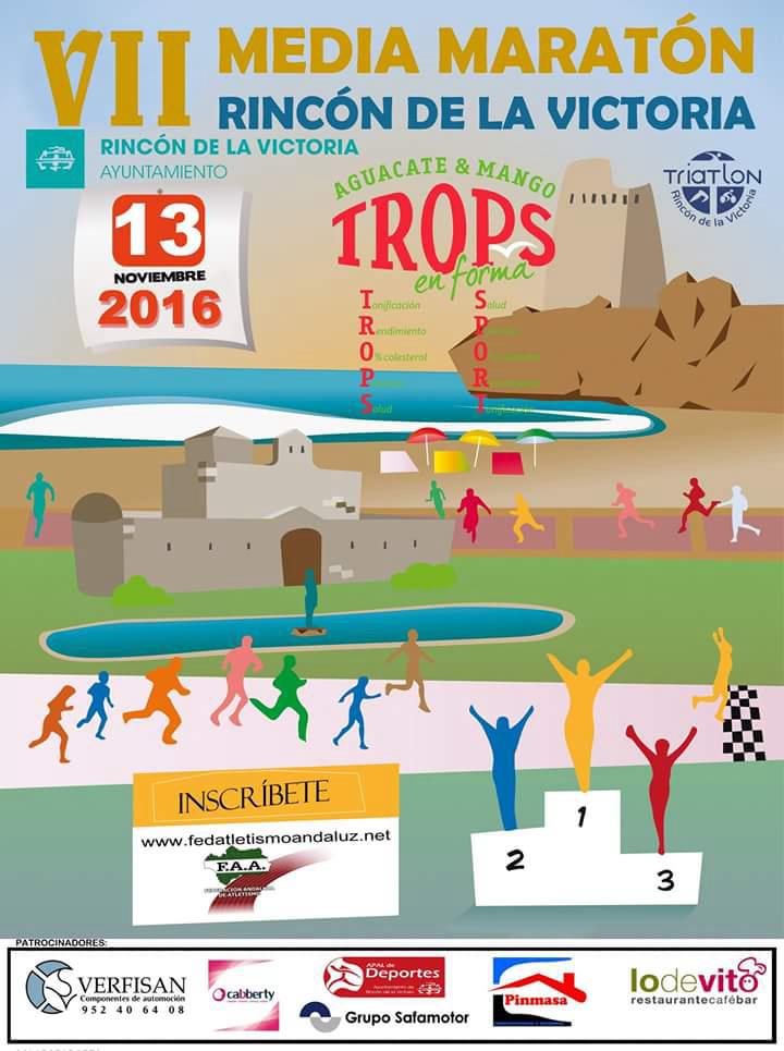VII Medio Maratón de Rincón de la Victoria