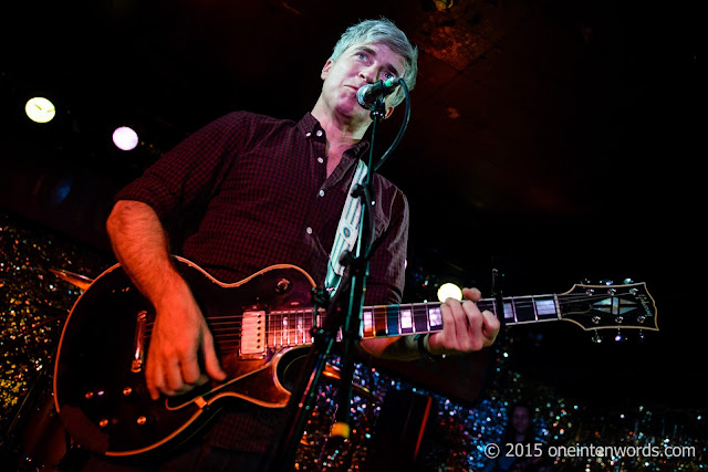 Nada Surf at The Legendary Horseshoe Tavern, November 16, 2015 Photo by John at One In Ten Words oneintenwords.com toronto indie alternative music blog concert photography pictures