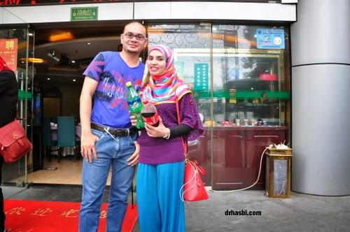makan masakan cina muslim di shanghai restoran halal
