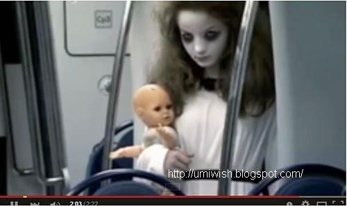 Video viral penumpang kereta api diganggu hantu kanak-kanak, kelibat hantu, hantu menyerupai kanak-kanak perempuan, hantu takutkan anak-anak, gurauan prank hantu, hantu dan ibu hamil mengandung, hantu makhluk mistik ganggu anak, kena kejar hantu, lari dikejar hantu, anak nampak hantu, gambar hantu di stesen kereta api, petanda seram sebelum hantu muncul, tanda-tanda ada hantu