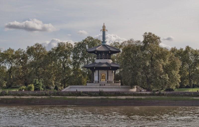 Buddist Peace Pagoda London
