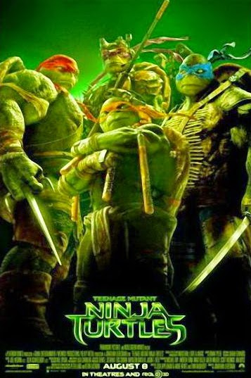 Teenage Mutant Ninja Turtles 2014 Movie Blu-ray Download Free