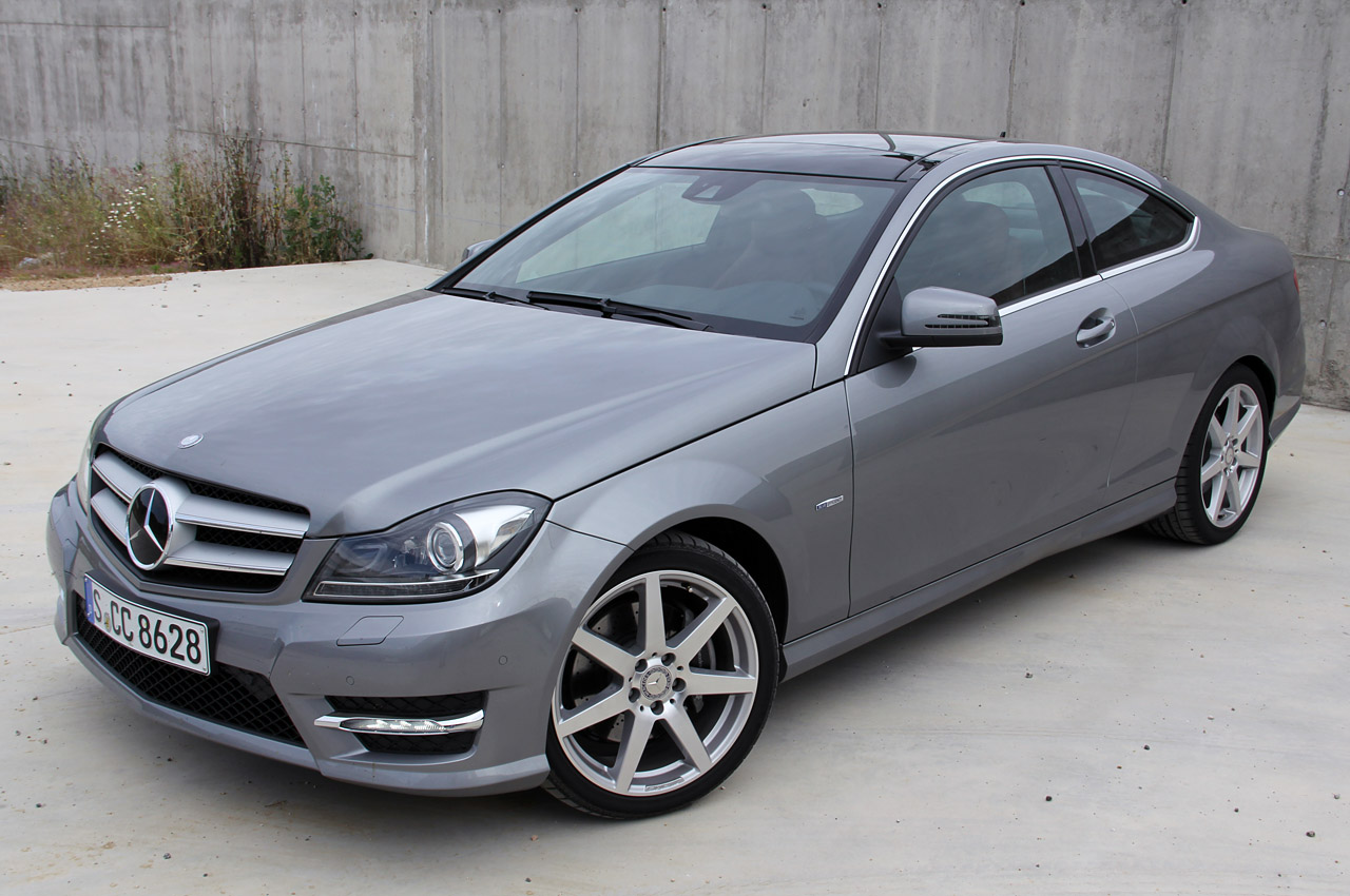 99 wallpapers 2012 mercedes benz c class coupe car