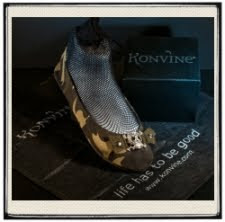 camo, rhinestone decorations, rollable flats, Konvine Shoes, Giveaway