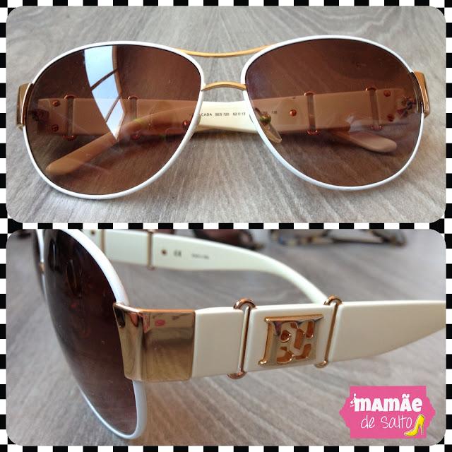 óculos de sol escada blog mamãe de salto ===> todos os direitos autorais reservados para blog Mamãe de Salto