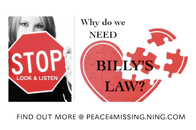 BILLY'S LAW: Find Out How To Help Pass Billy's Law (The ...