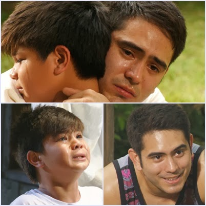 Gerald Anderson nd Bugoy Carino in heavy drama episode of MMK