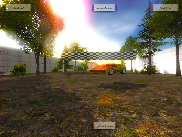 Extreme Drive - Gas game full free download