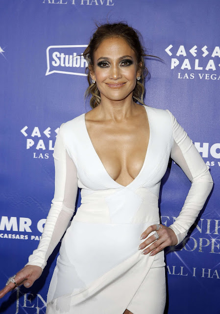 Actress, Singer, @ Jennifer Lopez - 'All I Have' Residency After Party in Las Vegas