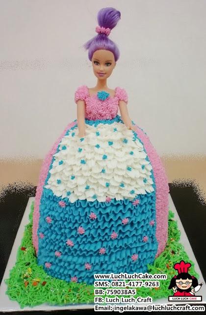 Kue Barbie Murah Daerah Surabaya Sidoarjo