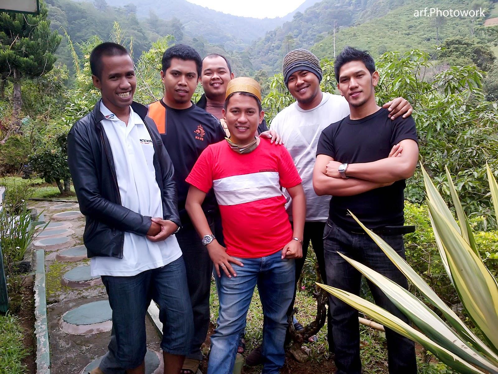Kawan Kawan liburan di Ciloto Bogor