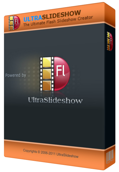 UltraSlideshow Flash Creator Professional 1.59 with key patch 2013