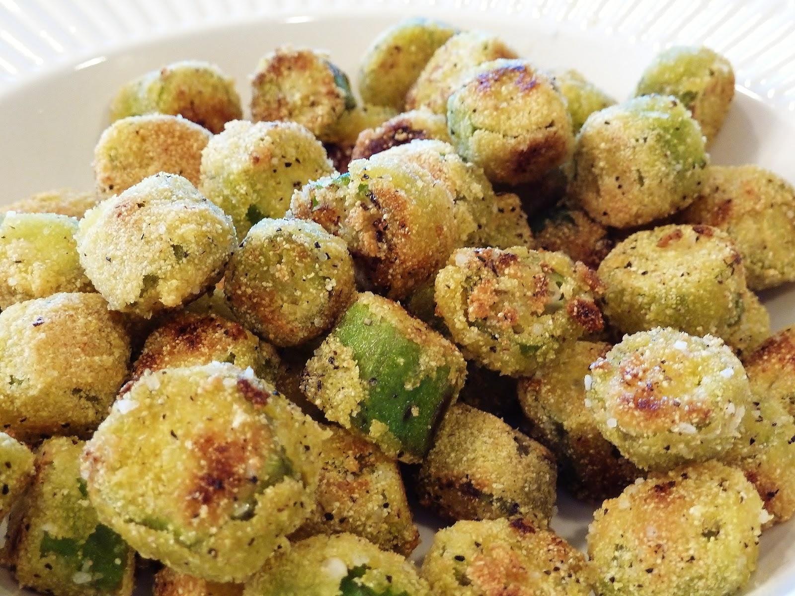 Fried Okra - YUM! | Things I Love | Pinterest