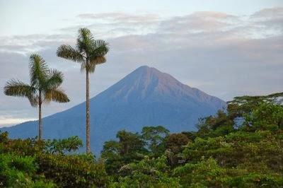 Escalada en el Volcán Sumaco