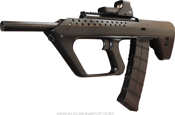 Not typically a big fan of bullpup kits that convert a standard