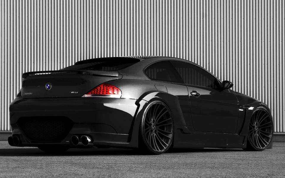 Chase gregory g power bmw m6
