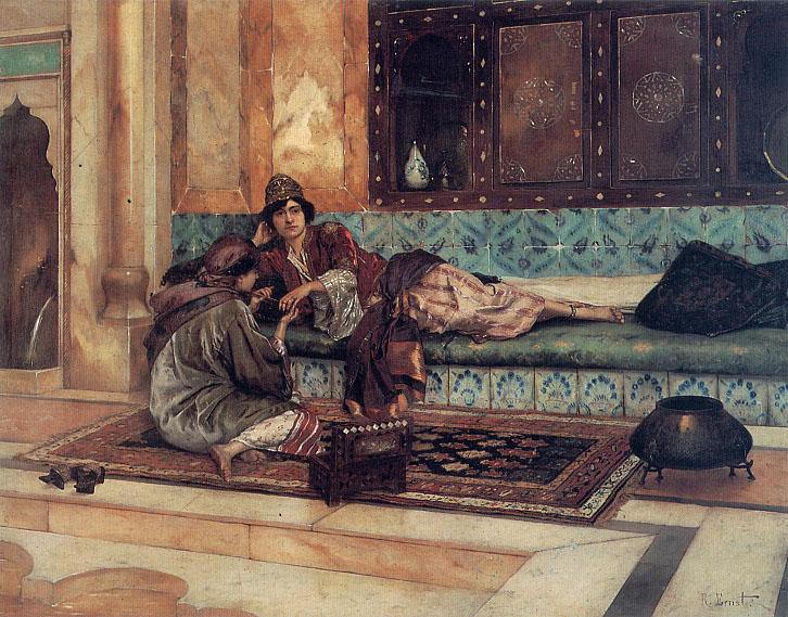 Rudolf Ernst oriental