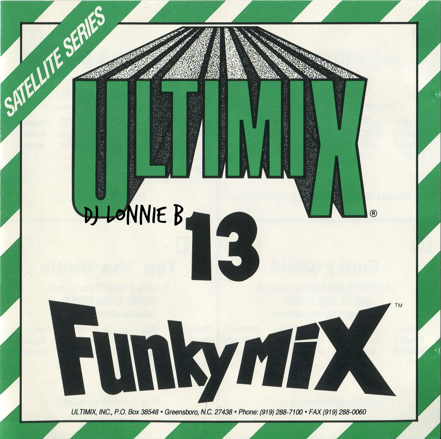 complete funkymix collection