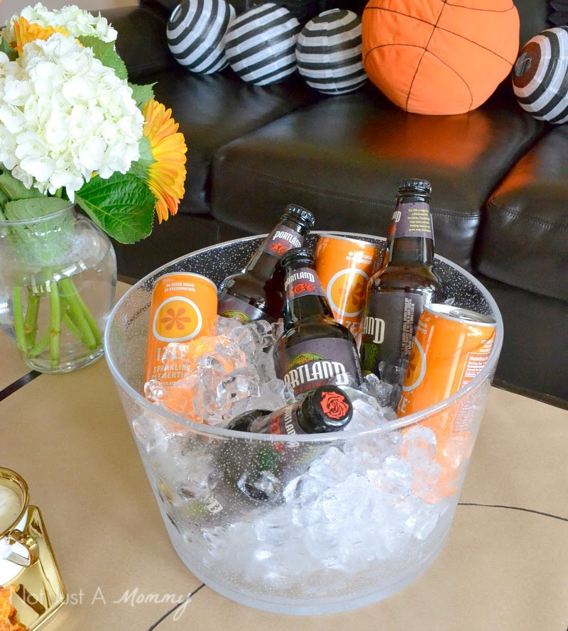 March Madness Basketball Party drinks