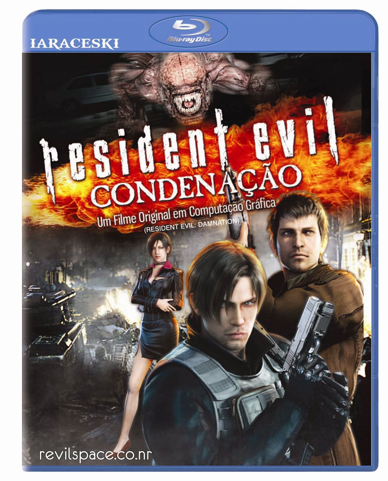 Download Resident Evil: Condenação (2012) BluRay 720p Dublado