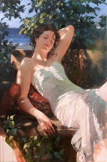 Gentle breeze, Richard S. Johnson