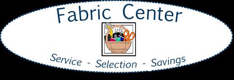 Fabric Center Utah
