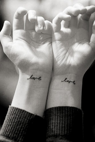 Roundup: Matching Tattoos for Couples
