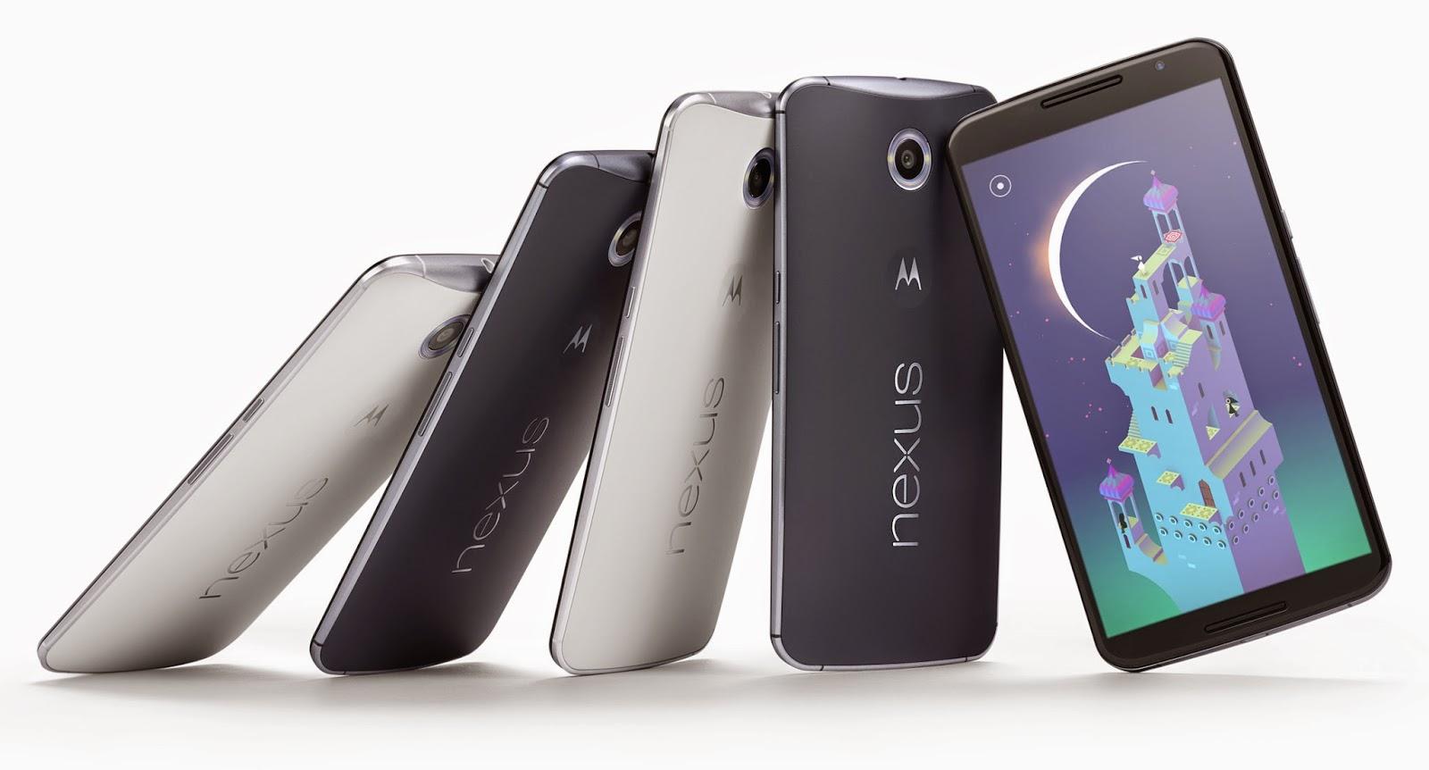 Motorola - Google Nexus 6