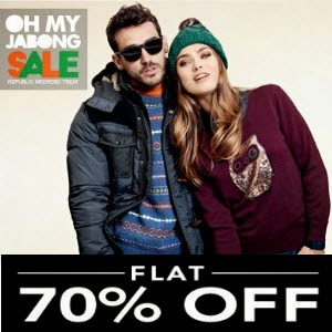 Buy s.Oliver Clothing 70% off + 30% off on Rs. 599 + 50% off at Jabong : BuyToEarn