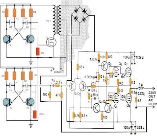Making a 200 watt Compact PWM Inverter Circuit - Using ...